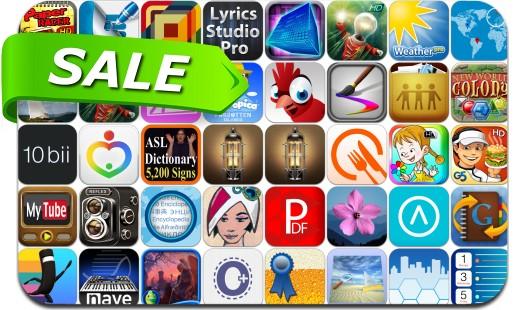 iPhone & iPad App Price Drops - March 12, 2014