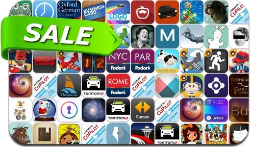 iPhone & iPad App Price Drops - December 11, 2014