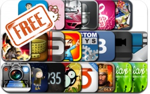 iPhone and iPad Apps Gone Free - October 1