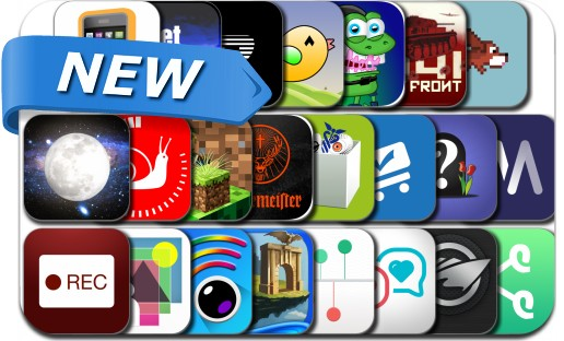 Newly Released iPhone & iPad Apps - March 4, 2014