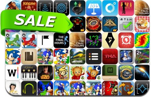iPhone & iPad App Price Drops - June 20, 2014
