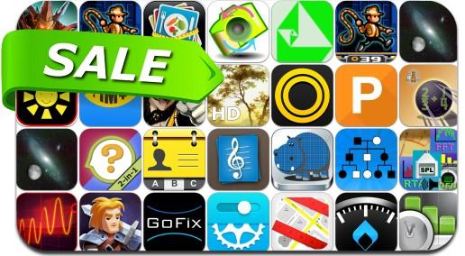 iPhone & iPad App Price Drops - May 26, 2015