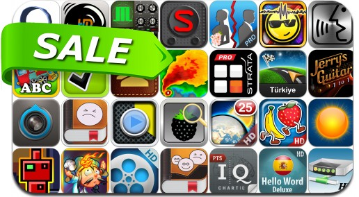 iPhone & iPad App Price Drops - April 17