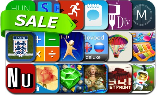 iPhone & iPad App Price Drops - December 28, 2014