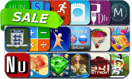 iPhone & iPad App Price Drops - December 28, 2014