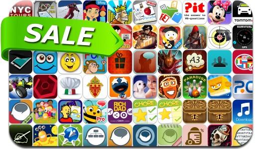iPhone & iPad App Price Drops - November 14