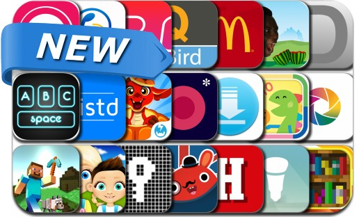 Newly Released iPhone & iPad Apps - October 13, 2014