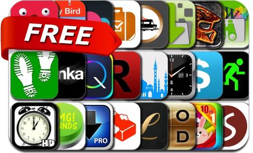 iPhone & iPad Apps Gone Free - November 26, 2014