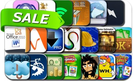 iPhone & iPad App Price Drops - September 8, 2014