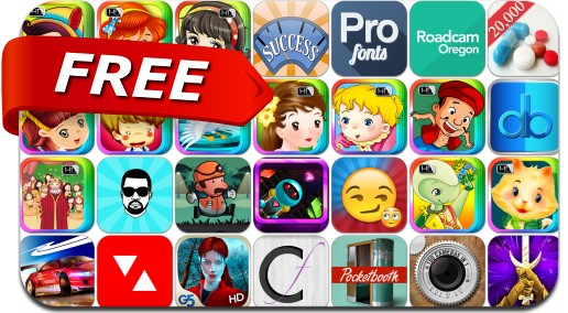 iPhone & iPad Apps Gone Free - May 5, 2014