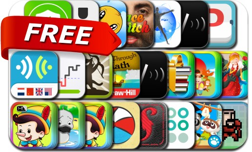 iPhone & iPad Apps Gone Free - August 5, 2014