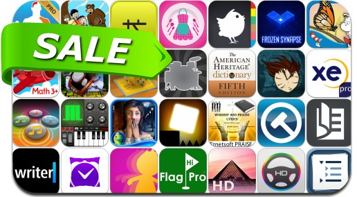 iPhone & iPad App Price Drops - July 16, 2014