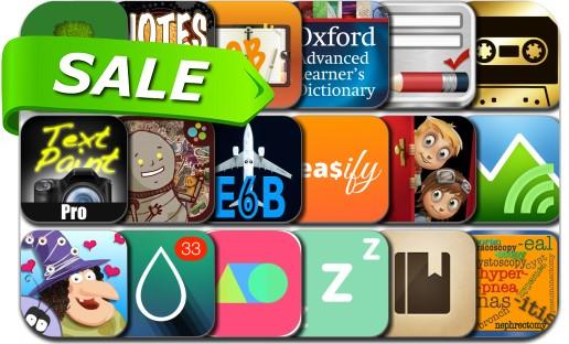 iPhone & iPad App Price Drops - January 12, 2015