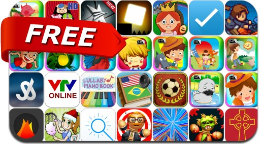 iPhone & iPad Apps Gone Free - June 14, 2014