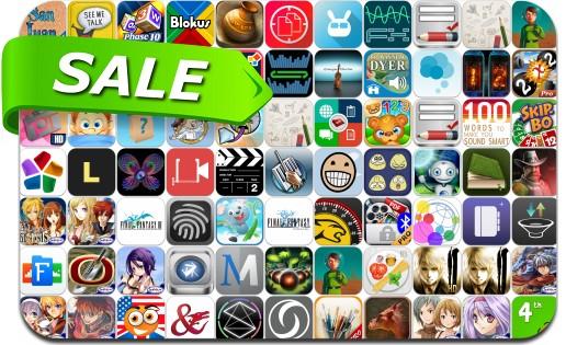 iPhone & iPad App Price Drops - April 3, 2015