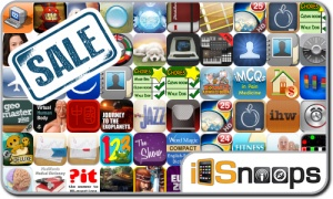 iPhone and iPad Apps Price Drops - June 10