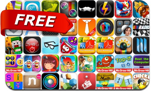 iPhone & iPad Apps Gone Free - April 17