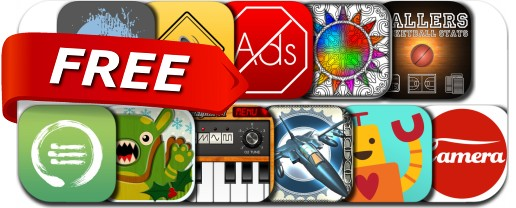 iPhone & iPad Apps Gone Free - September 23, 2016