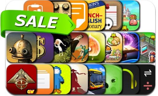 iPhone & iPad App Price Drops - August 10, 2018