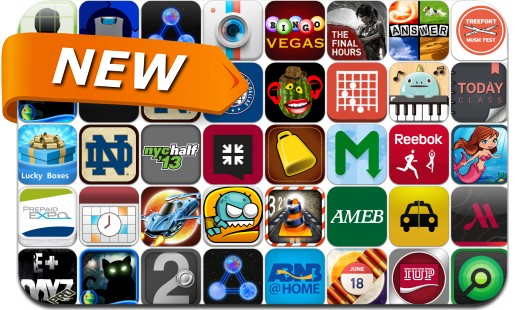 Newly Released iPhone & iPad Apps - March 5
