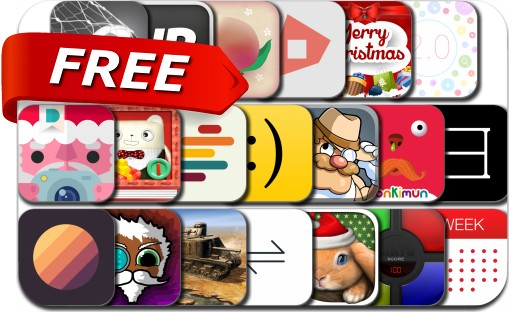 iPhone & iPad Apps Gone Free - December 25, 2014