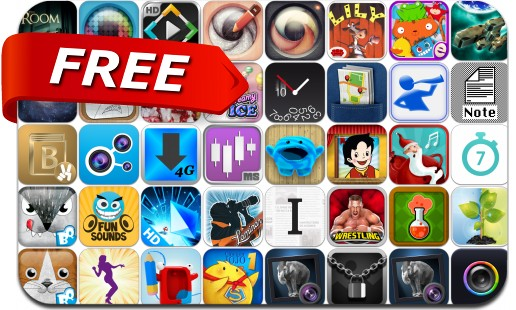 iPhone & iPad Apps Gone Free - December 12