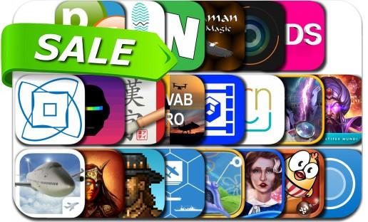 iPhone & iPad App Price Drops - September 26, 2018