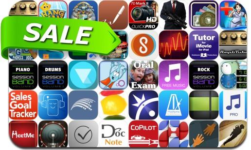 iPhone & iPad App Price Drops - August 20, 2015