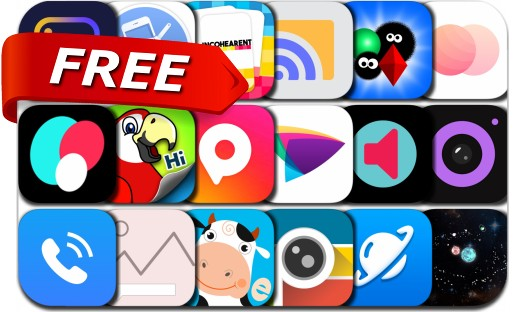 iPhone & iPad Apps Gone Free - October 22, 2020