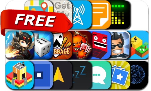 iPhone & iPad Apps Gone Free - September 1, 2018