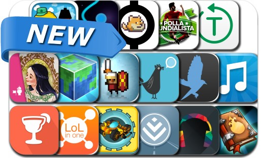 Newly Released iPhone & iPad Apps - May 29, 2014