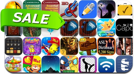 iPhone & iPad App Price Drops - May 19, 2016