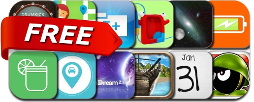iPhone & iPad Apps Gone Free - May 17, 2015