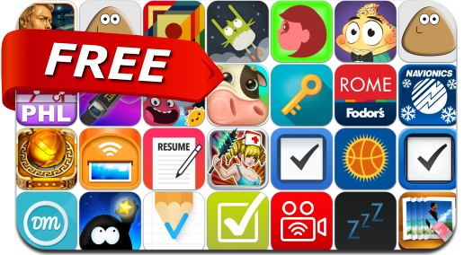 iPhone & iPad Apps Gone Free - November 20, 2014