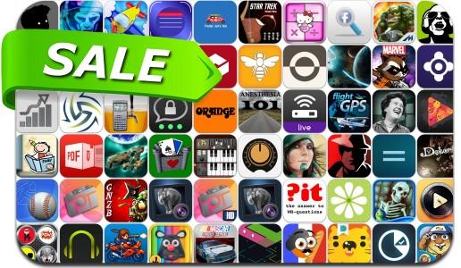 iPhone & iPad App Price Drops - August 1, 2014