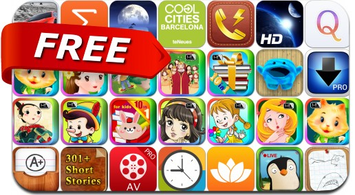 iPhone & iPad Apps Gone Free - July 31, 2014
