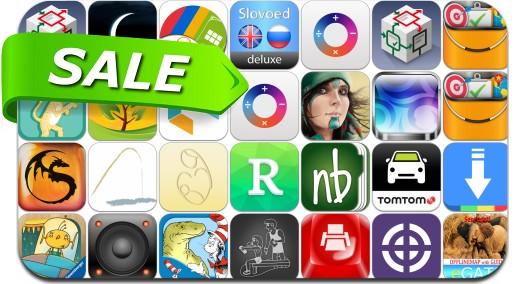 iPhone & iPad App Price Drops - July 13, 2014