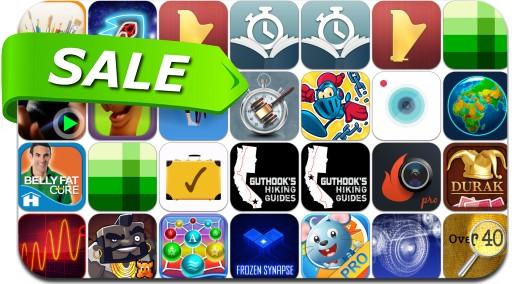 iPhone & iPad App Price Drops - April 22, 2015