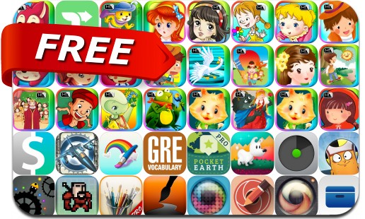 iPhone & iPad Apps Gone Free - March 25, 2016