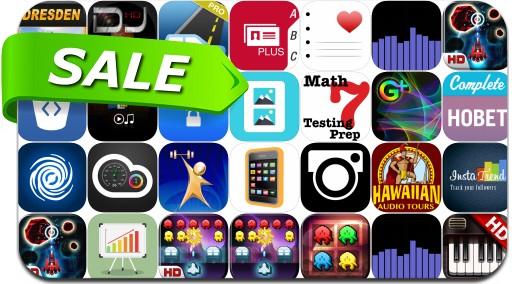 iPhone & iPad App Price Drops - August 9, 2015