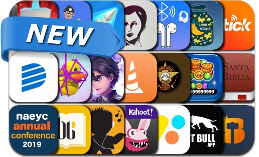 Newly Released iPhone & iPad Apps - November 21, 2019