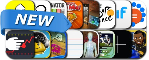 Newly Released iPhone & iPad Apps - June 30, 2015