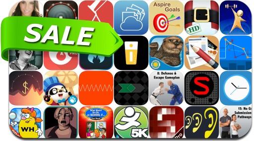 iPhone & iPad App Price Drops - November 23, 2015