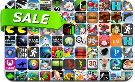 iPhone & iPad App Price Drops - May 3