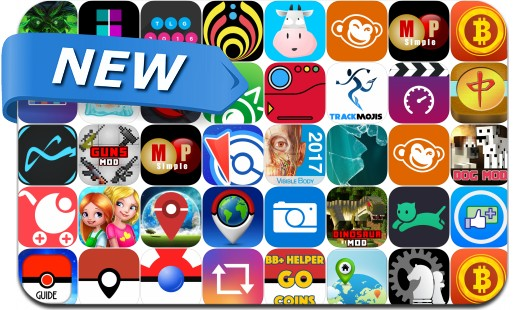 Newly Released iPhone & iPad Apps - July 28, 2016