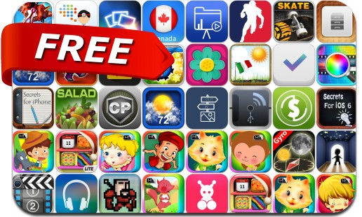 iPhone & iPad Apps Gone Free - January 17