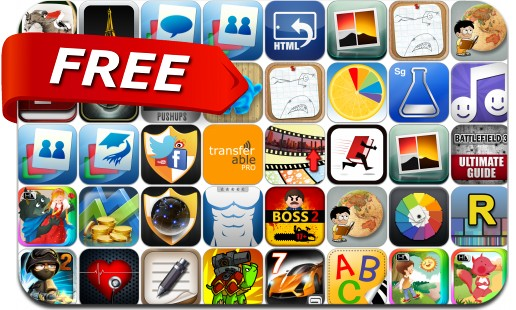 iPhone & iPad Apps Gone Free - May 9
