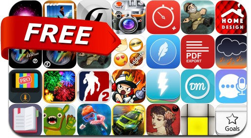 iPhone & iPad Apps Gone Free - July 3, 2015