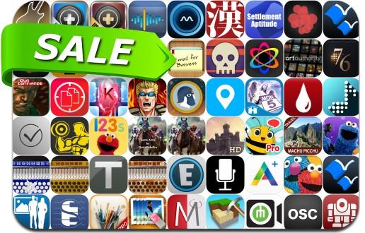 iPhone & iPad App Price Drops - December 25, 2015