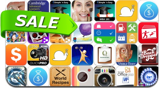 iPhone & iPad App Price Drops – November 16, 2014